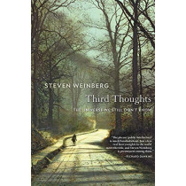 Third Thoughts: The Universe We Still Don't Know by Steven Weinberg, 9780674241473