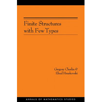 Finite Structures with Few Types. (AM-152), Volume 152 by Gregory Cherlin, 9780691113326