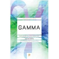 Gamma: Exploring Euler's Constant by Julian Havil, 9780691178103