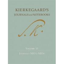 Kierkegaard's Journals and Notebooks: Volume 10, Journals NB31-NB36 by Soren Kierkegaard, 9780691178981