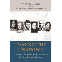 Taming the Unknown: A History of Algebra from Antiquity to the Early Twentieth Century by Victor J. Katz, 9780691204079