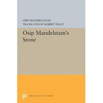 Osip Mandelstam's Stone by Osip Mandelstam, 9780691615400