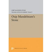 Osip Mandelstam's Stone by Osip Mandelstam, 9780691656236