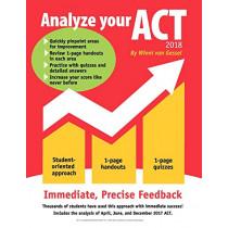 Analyze Your Act - 2018 by Winni Van Gessel, 9780692102855