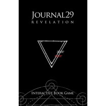 Journal 29 Revelation: Interactive Book Game by Dimitris Chassapakis, 9780692183052