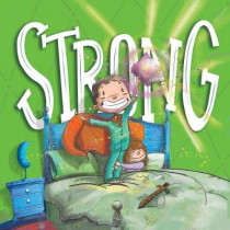 Strong: Bible Verse Books by Jessica Maliepaard, 9780692392843