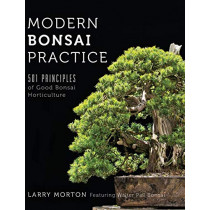 Modern Bonsai Practice: 501 Principles of Good Bonsai Horticulture by Larry W Morton, 9780692521397