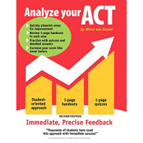 Analyze Your Act: Second Edition by Winni Van Gessel, 9780692892220