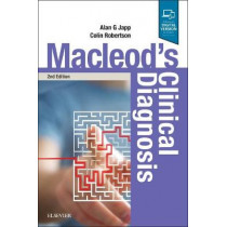 Macleod's Clinical Diagnosis by Dr. Alan G. Japp, 9780702069611