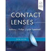 Contact Lenses by Anthony J. Phillips, 9780702071683