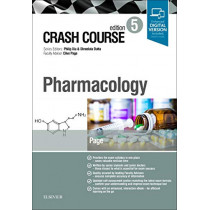 Crash Course Pharmacology by Page, 9780702073441