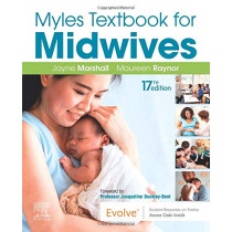 Myles Textbook for Midwives by Jayne E. Marshall, 9780702076428