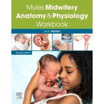 Myles Midwifery Anatomy & Physiology Workbook by Jean Rankin, 9780702076480