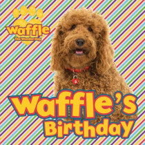 Waffle's Birthday by Scholastic, 9780702300127