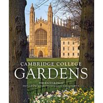 Cambridge College Gardens by Tim Richardson, 9780711238510