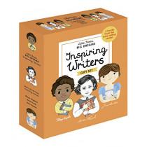 Little People, BIG DREAMS: Inspiring Writers by Maria Isabel Sanchez Vegara, 9780711243200