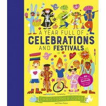 A Year Full of Celebrations and Festivals by Christopher Corr, 9780711245426