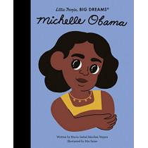 Michelle Obama by Maria Isabel Sanchez Vegara, 9780711259409