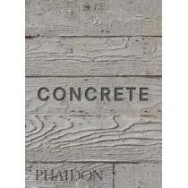 Concrete, Mini Format by William Hall, 9780714875156