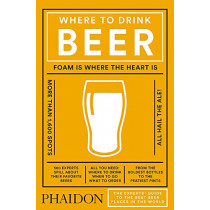Where to Drink Beer by Jeppe Jarnit-Bjergso, 9780714876016