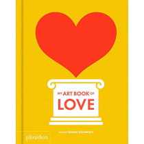 My Art Book of Love by Shana Gozansky, 9780714877181