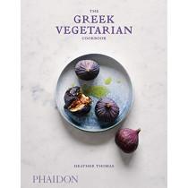 The Greek Vegetarian Cookbook by Heather Thomas, 9780714879130