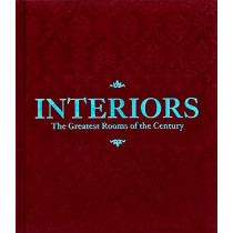 Interiors (Merlot Red Edition): The Greatest Rooms of the Century by Phaidon Editors, 9780714879796