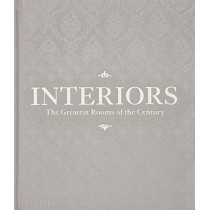 Interiors (Platinum Gray edition): The Greatest Rooms of the Century by Phaidon Editors, 9780714879802
