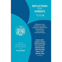 Reflections for Sundays, Year A by Paula Gooder, 9780715147351