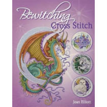 Bewitching Cross Stitch by Joan Elliott, 9780715329276