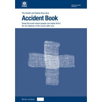 Accident book BI 510 by Great Britain: Health and Safety Executive, 9780717666935