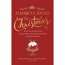 Elizabeth David's Christmas by Elizabeth David, 9780718178505