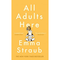 All Adults Here by Emma Straub, 9780718181499