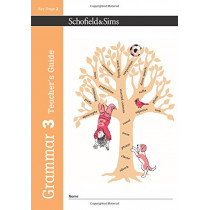 Grammar 3 Teacher's Guide by Carol Matchett, 9780721713953