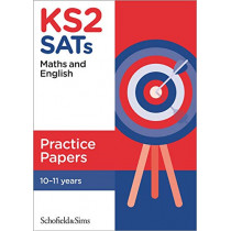 KS2 SATs Maths and English Practice Papers by Schofield & Sims, 9780721716510