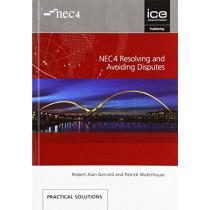 NEC4 Resolving and Avoiding Disputes by Robert Alan Gerrard, Patrick Waterhouse, 9780727764041
