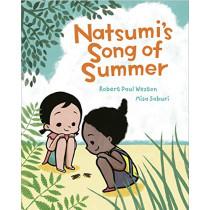 Natsumi's Song Of Summer by Robert Paul Weston, 9780735265417
