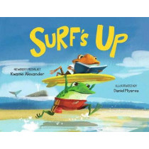 Surf's Up by Kwame Alexander, 9780735843134