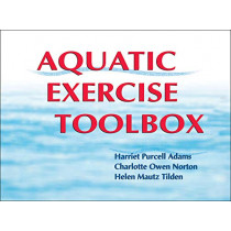 Aquatic Exercise Toolbox by Harriet P. Adams, 9780736065153