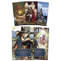 Wizards Tarot by Barbara Moore, 9780738760285