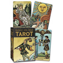 Radiant Wise Spirit Tarot by Lo Scarabeo, 9780738762364