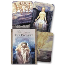 Kahlil Gibran's the Prophet: An Oracle Card Set by Kahlil Gibran, 9780738763262