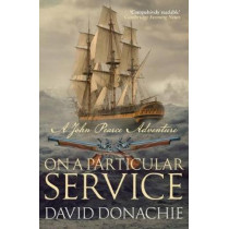 On A Particular Service by David Donachie, 9780749021955