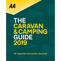 AA Caravan and Camping Guide 2019, 9780749579852