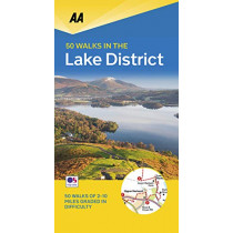 50 Walks in the Lake District, 9780749581206