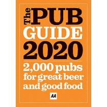 AA Pub Guide 2020: AA, 9780749581886
