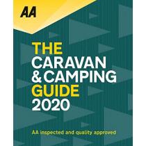 AA Caravan & Camping Guide 2020, 9780749582005