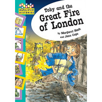 Hopscotch: Histories: Toby and The Great Fire Of London by Margaret Nash, 9780749674106