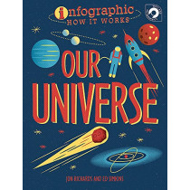 Infographic: How It Works: Our Universe by Jon Richards, 9780750298834