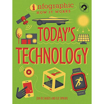 Infographic: How It Works: Today's Technology, 9780750299671